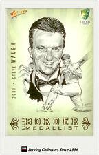 2008-09 Select Cricket Trading Cards Past Heroes Card Ph7 David Boon