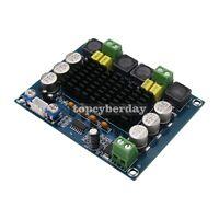TPA3116D2 Class D Amp Board 2*120W High Power Amplifier Board 2 Channel DC12-26V