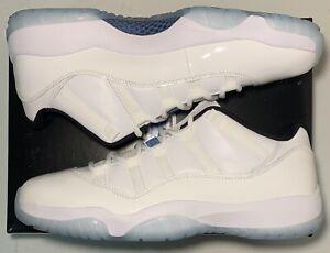 Nike Air Jordan 11 Low 'Legend Blue'  - Size 13 - Free/Fast Shipping - Brand New