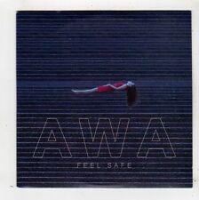 (FZ328) AWA (All We Are), Feel Safe - 2014 DJ CD