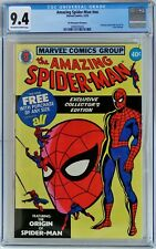 Amazing Spider-Man #nn (1979) CGC 9.4 NM   - All Detergent Giveaway - Promo