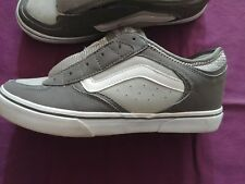 Vans shoes for men size 7 Geoff Rowley Classic rare style and color