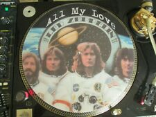 """Led Zeppelin - All My Love ULTRA RARE 12"""" PICTURE DISC SINGLE LP (THE BEST OF)"""
