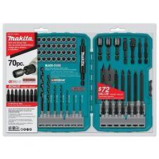 Makita T-01725 70-Piece Impact Drill-Driver Bit Set