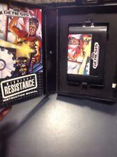 Midnight Resistance (Sega Genesis, 1991) CIB