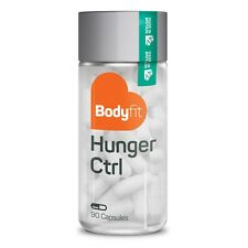 Bodyfit Hunger Ctrl - Strong Appetite Suppressant Control - Glucomannan & Inulin
