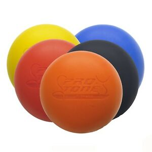 Protone lacrosse ball / massage ball trigger point massage / rehab / physio