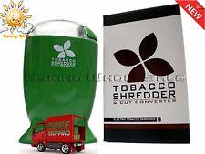 Electric Tobacco Shredder Cutter Converter Herb Grinder New