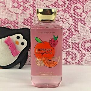 Bath and Body Works Raspberry Tangerine Shower Gel Body Wash Soap