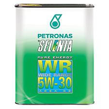 Olio motore auto Selenia WR Wide Range 5W30 ACEA C2 - ORD. MIN. 2 LT.