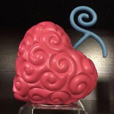 One Piece Devil Trafalgar D Water Law heart operation Fruit Pvc Figure Model