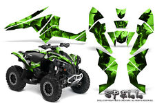 Can-Am Renegade Graphics Kit by CreatorX Decals Stickers SPELL G