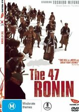 The 47 Ronin DVD R4 NEW