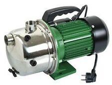 Pompe de surface à eau pour puits arrosage 970w GARDENJET INOX REF PRGJET101I