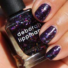 NEW! Deborah Lippmann nail polish lacquer in LET'S GO CRAZY ~ full size
