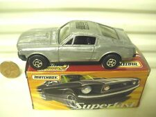 Matchbox 2005 Hershey Toy Show Dealer #52 Ford Mustang 428 Car Only 300 Made! MB