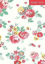 A6 2018 Diary - Wells Rose by Cath Kidston (Hardback, 2017)