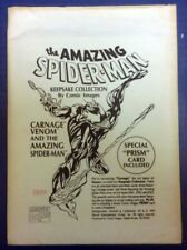 Amazing Spider-Man Keepsake Collection Limited Edition # 2609 Sealed - 1992