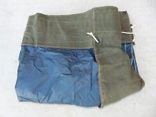 Wwii Army Air Forces Life Raft Survival Paulin, Spec No 26756 Size 35, B-24 B-29