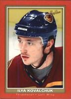 2005-06 Beehive Red Hockey Card Pick