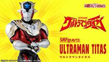 NEW Bandai S.H.Figuarts Ultraman Titas Action Figure Ultraman Taiga from Japan