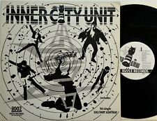Inner City Unit - Pass Out LP 1980 1st UK Press Riddle Records RIDD002 EX