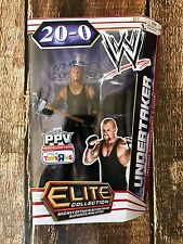 ELITE TOYSRUS EXCLUSIVE UNDERTAKER 20-0 FIGURE RARE NEW