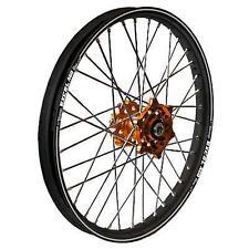 TALON Mx Rear Wheel Set W/ Excel Rim 215X19 Orange/Silver Orange 56-3067OS