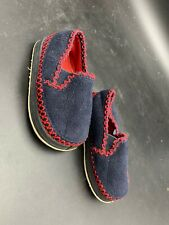 BOYS TODDLERS 6T FOAMTREADS BLUE RED CUTE SHOES