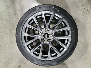 "Cadillac XT4 20"" OEM Gunmetal Wheels and 245/45R20 Continental Tire, 4 available"