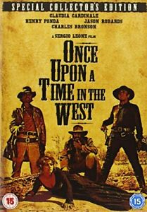 Once Upon a Time in the West Special Collectors Edition (2 discs) [DVD] [1969]
