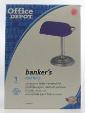 DESK LAMP  BANKER'S  NEW