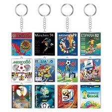 Panini World Cup Heritage Keychains (12 Packs)