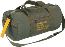 Rothco 2354 24 inch Canvas Equipment Bag - Olive Drab