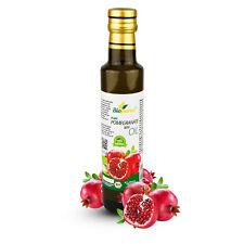 Certified Organic Cold Pressed Pomegranate Seed Oil 250ml Biopurus