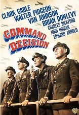 Command Decision - Dolby Digital - (DVD, 2007) - OOP/Rare - Mint