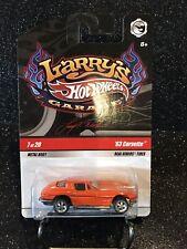 Hot Wheels~Larry's Garage~2009~1963 Chevy Corvette~RealRiders~Very Clean