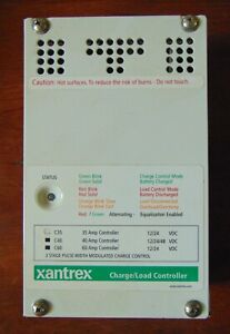 xantrex C-35 charge controller