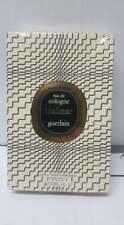 Vintage Rare Guerlain Shalimar Eau de Cologne 3 fl. oz / 89ml Sealed