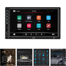 Double 2Din 7inch Wince Car Stereo Radio Bluetooth USB NO-DVD Player Universal