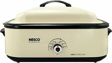Classic Roaster Oven Turkey Chicken Cooker Self-Basting Cover Kitchen Appliance