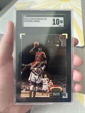 1992-93 Topps Stadium Club #1 Michael Jordan SGC 10 Gem Mint