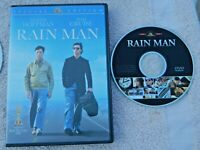 Rain Man (DVD, 2004, Special Edition) Free Shipping - Used