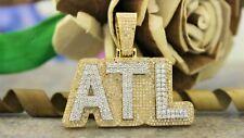 Customize Letter/Name/Num HipHop  Pendant Charm Custom Pendant Jewelry