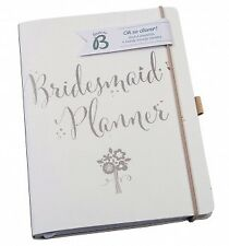 Busy B  Handbag Sized Bridesmaid Wedding Day Planner - Bridesmaid Gift Idea