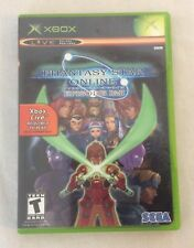 Phantasy Star Online: Episode I & II (Microsoft Xbox, 2003)