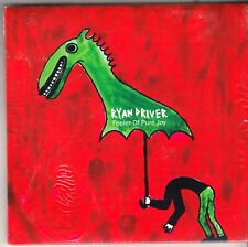RYAN DRIVER - FEELER OF PURE JOY CD NEW & SEALED