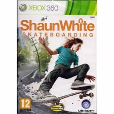 Shaun White Skateboarding (Xbox 360 Nuevo)