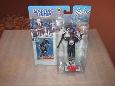 Starting Lineup 2000 Mike Grier NHL Edmonton Oilers (rookie piece)