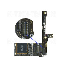 LATEST IPHONE 6 PLUS 5.5 BIG REAR CAMERA FPC CONNECTOR FOR LOGIC BOARD PART